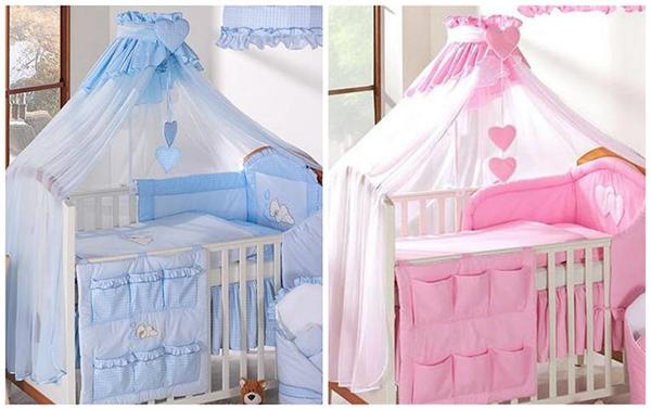 Как самой сделать балдахин для детской кроватки