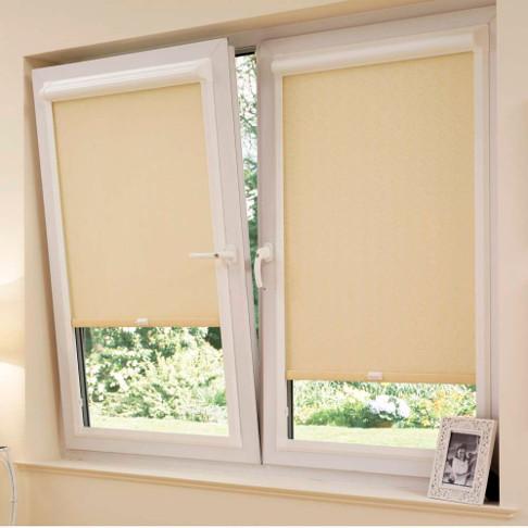 Рулонные шторы на пластиковые окна – выбор крепления, цвета, фактуры
