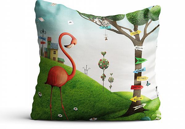Декоративная подушка 9011421 ТомДом