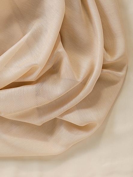 Тюль капучино форма офисная габардин