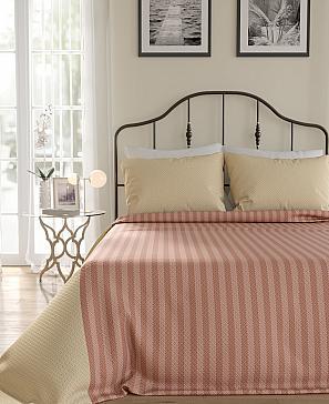 Фото - Крисби (розово-пудровый) покрывало томдом фонти розово пудровый