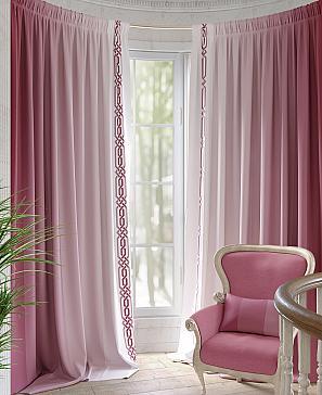 Бертин (розовый) фото