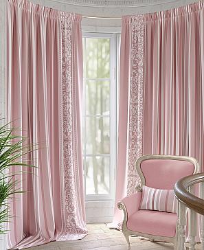 Фото - Агрил (розовый) комплект штор томдом глориси розовый