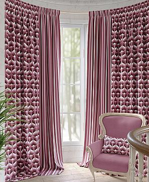 Фото - Анетт (розовый) комплект штор томдом глориси розовый