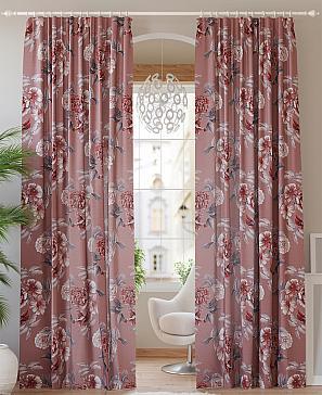 Раймунда (розовый) комплект штор томдом раймунда сиреневый