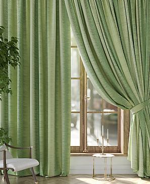 Комплект штор ТомДом Дарос (зеленый) комплект полотенец томдом тафири зеленый