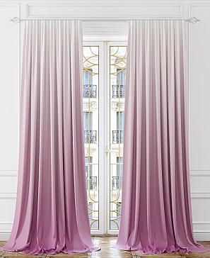 Фото - Флирбонс (розовый) комплект штор томдом глориси розовый