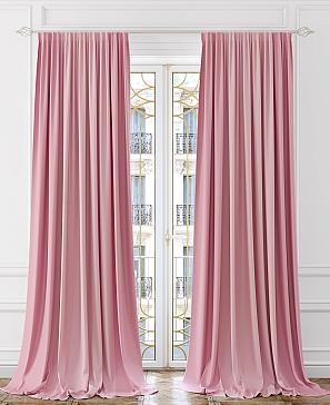 Фото - Чаклиор (розовый) комплект штор томдом глориси розовый