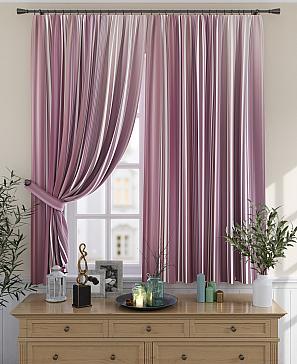 Фото - Амиранис (розовый) комплект штор томдом глориси розовый