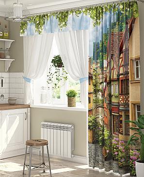 Комплект штор ТомДом Мюнч фото