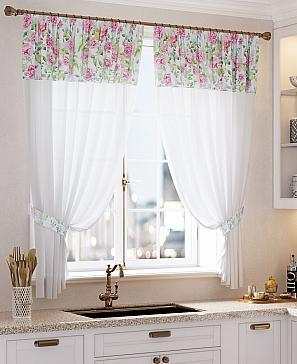 Комплект штор ТомДом Розико фото
