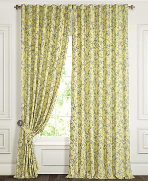 Фото - Фарлет (жёлтый) комплект штор томдом мигра жёлтый