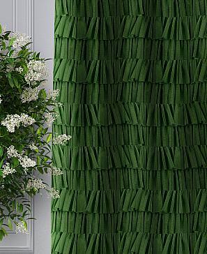 Портьера ТомДом Эллен (зеленый) портьера томдом гловер бежевый