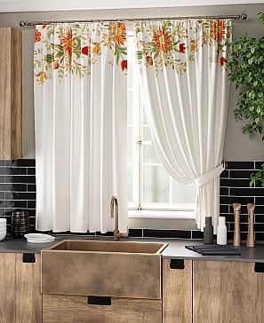 Комплект штор ТомДом Санрис фото