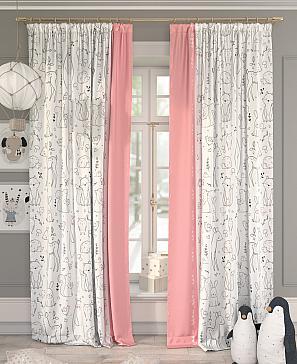 Орикат (розовый)