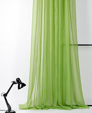 Тюль ТомДом Берис (зеленый)