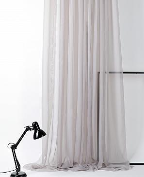 Тюль ТомДом Велито (серый) фото