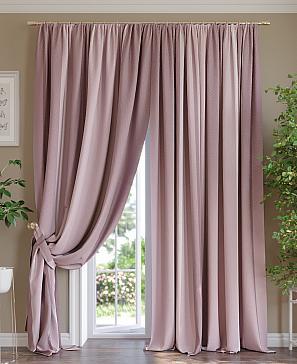 Олистер (пудрово-розовый) фото