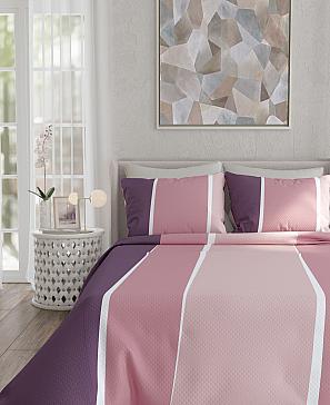 Фото - Джорин (розово-фиолетовый) покрывало томдом фонти розово пудровый
