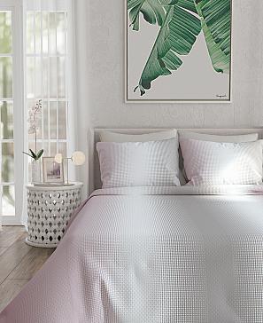 Берни (пыльно-розовый) покрывало томдом берни зеленый