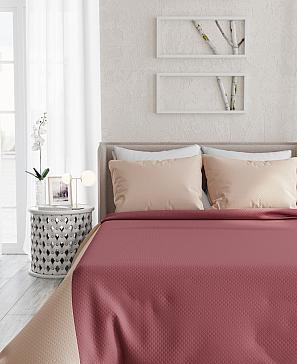 Фото - Фонти (розово-сливовый) покрывало томдом фонти розово пудровый