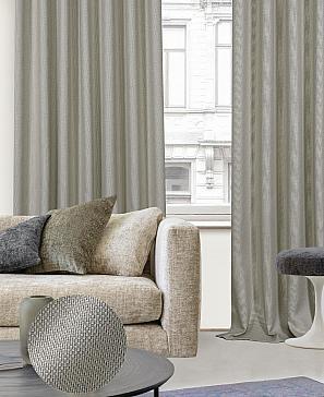 Фактурс (серый) комплект штор томдом шелби серый