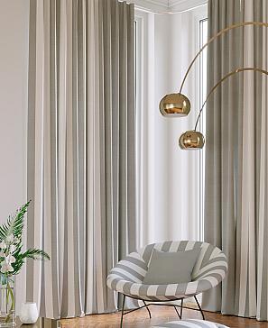 Комплект штор ТомДом Игги (серый) фото