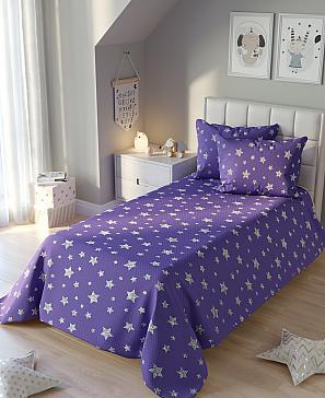 Покрывало ТомДом Мотирис (фиолетовый) покрывало pk 8 фиолетовый
