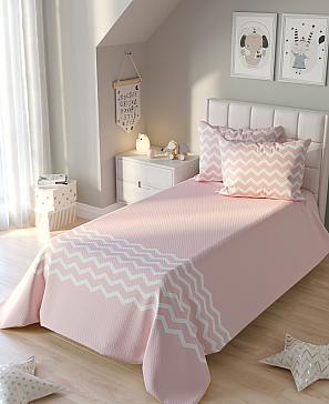 Покрывало ТомДом Любиос (розовый) полотенце томдом семилта розовый
