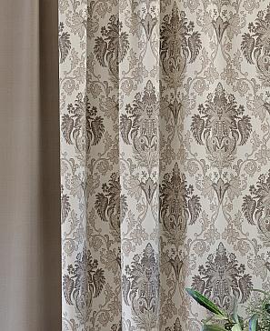 Комплект штор ТомДом Клоробс фото