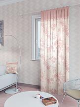 Портьера ТомДом Вивида-П (роз.) шторы томдом классические шторы вивида п цвет розовый
