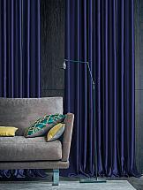 Комплект штор ТомДом Элести (темно-синий) комплект штор томдом элести бежевый