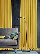 Комплект штор ТомДом Элести (жёлтый) комплект штор томдом элести бежевый