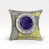 Декоративная подушка ТомДом Аурин-О (серый) декоративная подушка томдом делли о серый