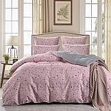 Постельное белье ТомДом Гелидия (розовый) постельное белье gelin home с покрывалом esma грязно розовый евро стандарт