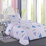 Постельное белье ТомДом Тригли (розовый) постельное белье arya кпб arya majestik бамбук barton 1 5 спальный розовый