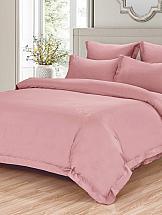 Постельное белье ТомДом Джонаса (розовый) постельное белье gelin home с покрывалом esma грязно розовый евро стандарт