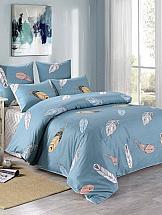 Постельное белье ТомДом Угандис постельное бельё евро сатин французский стиль постельное бельё евро сатин