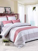 Постельное белье ТомДом Кассиан (розовый) постельное белье gelin home с покрывалом esma грязно розовый евро стандарт