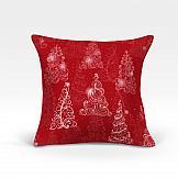 Декоративная подушка ТомДом Кана-О (красный)