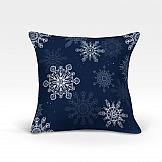 цена Декоративная подушка ТомДом Лонда-О (синий) онлайн в 2017 году
