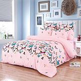 Постельное белье ТомДом Норитма постельное белье gelin home с покрывалом esma грязно розовый евро стандарт