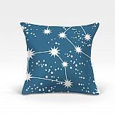 Декоративная подушка ТомДом Эбис-О (синий)
