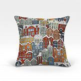 Декоративная подушка ТомДом Цион-О (терракот) подушки на стул dorothy s home сидушка декоративная 40 40 цвет терракот