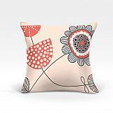 Декоративная подушка ТомДом Крони-О (беж.) декоративная подушка томдом подушка хиос беж