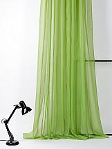 Тюль ТомДом Вело (зеленый)