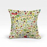 Декоративная подушка ТомДом 967042 декоративные подушки tango декоративная наволочка emily 45х45