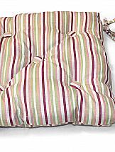 цена Декоративная подушка ТомДом Подушка на стул Гедра-П (розов.) онлайн в 2017 году