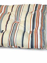 Подушка на стул ТомДом Подушка на стул Канс-П (корич.) подушка на стул винмаль p405 1713 1 41х41 см