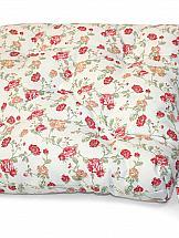 Подушка на стул ТомДом Подушка на стул Кейт-П (красн.)